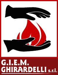 GIEM GHIRARDELLI s.r.l. – Antincendio, antinfortunistica, formazione – Imperia, IM Logo